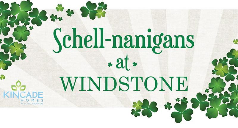 Schell-nanigans at Windstone
