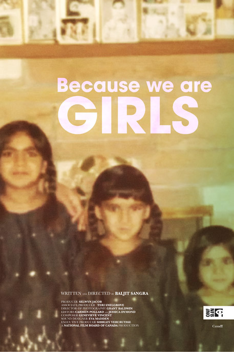 Because We Are Girls - Poster