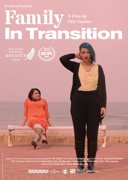 Family in Transition - Poster