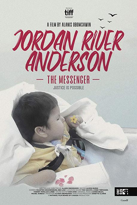 Jordan River Anderson - The Messenger - Poster