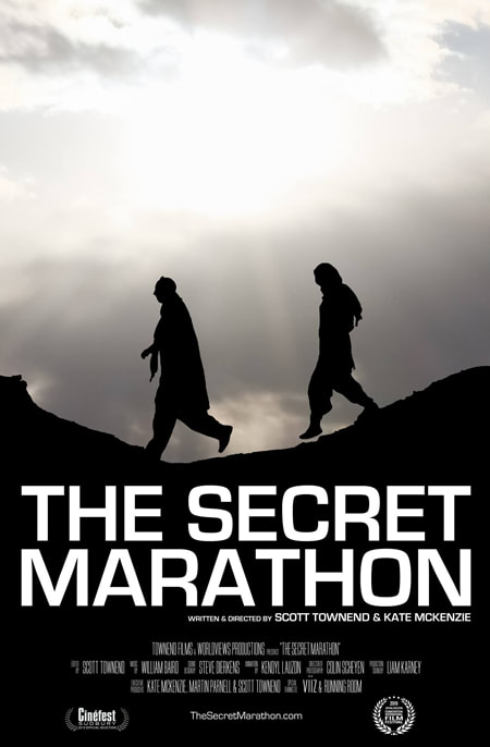 The Secret Marathon - Poster