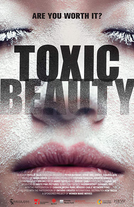 Toxic Beauty - Poster