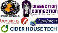 Dissection Connection Rockhoundz Berwicks Office Technology Fizzics Education Cider House Tech