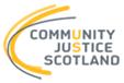 Community Justice Scotland logo