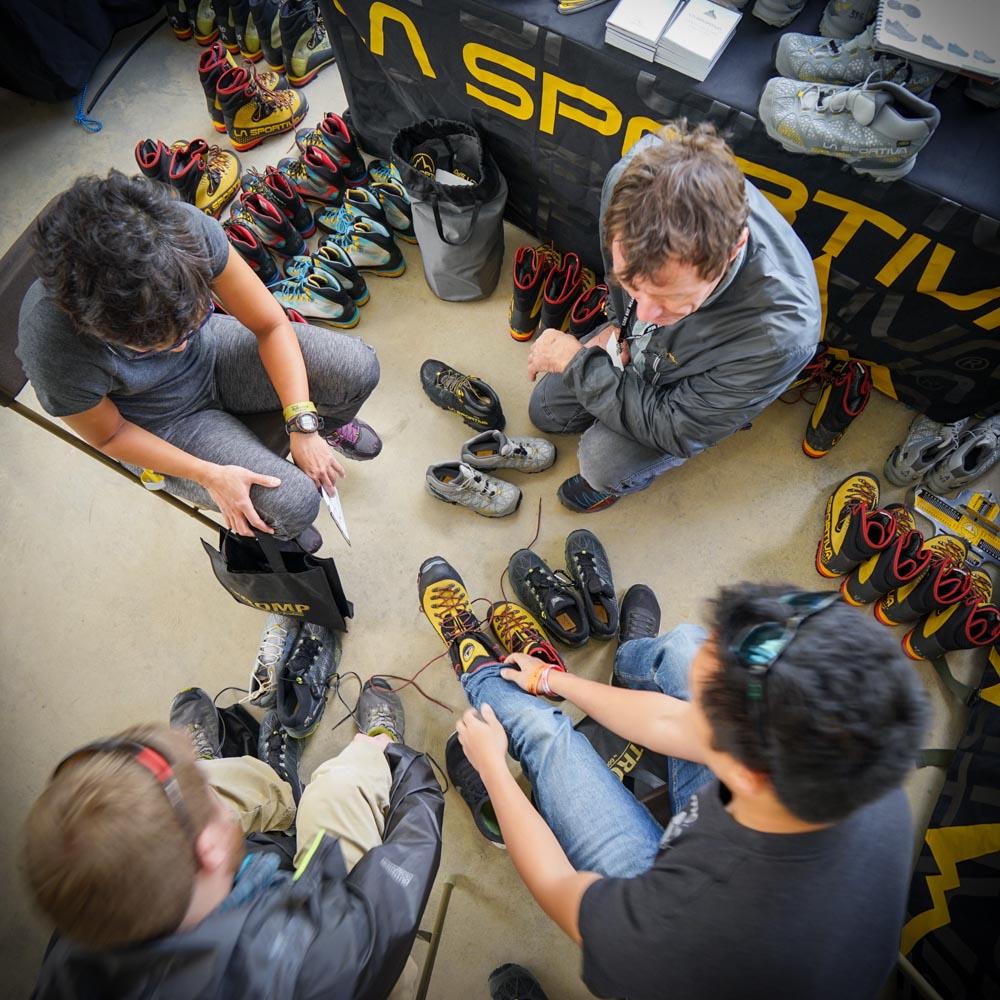 La Sportiva shoes