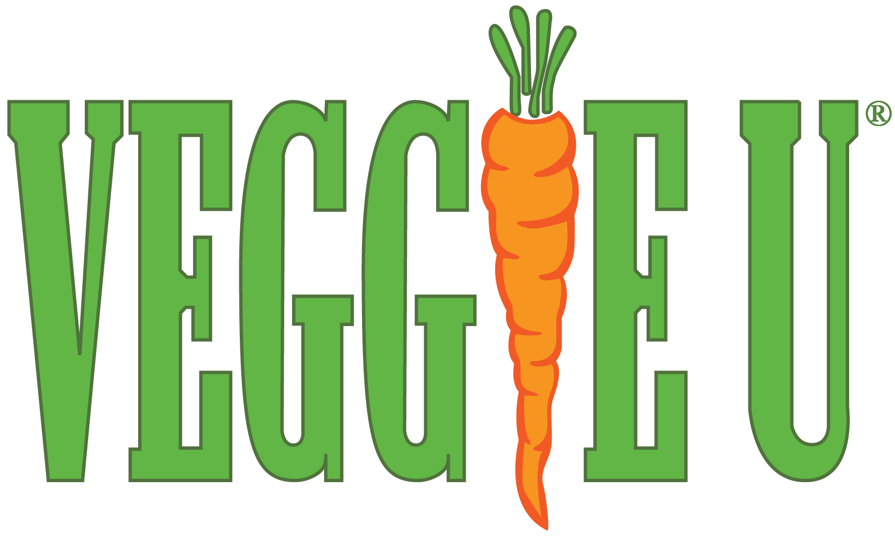 Veggie U logo