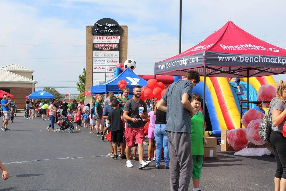 Krazy Kidz Day bouncy house