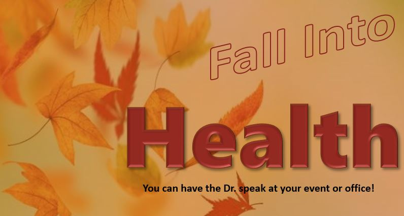 fall into health