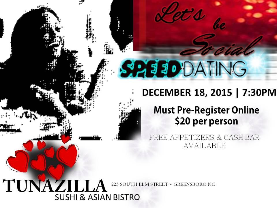 speed dating greensboro nc
