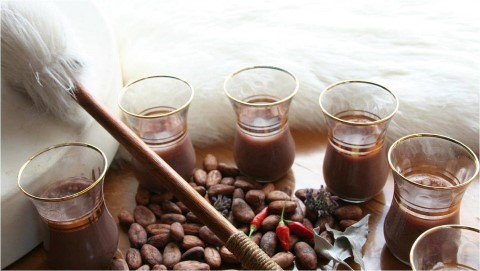 Warm Cups of Ceremonial Cacao