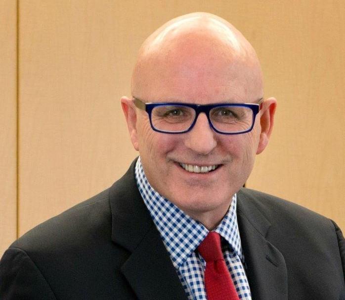 Nigel McBride, CEO Business SA