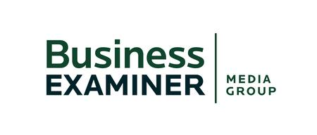 Business Examiner Media Group logo