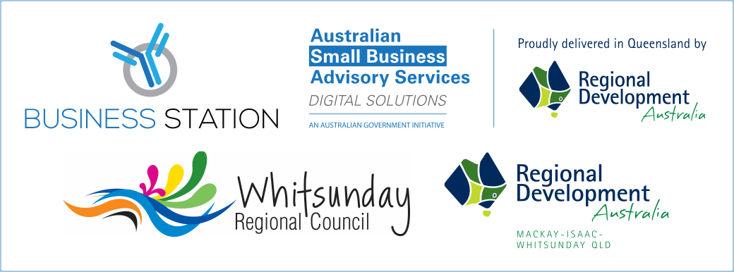Whitsunday Logo Panel