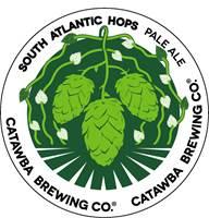 S Atlantic Hops Beer logo by Catawba