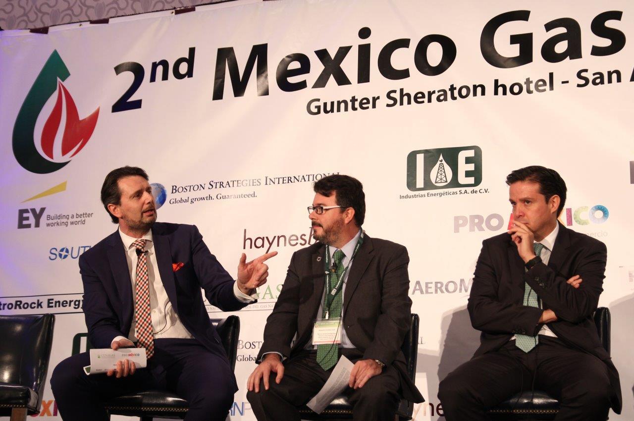 CNH SENER ASEA WILSON CENTER Mexico Oil and Gas Summit San Antonio