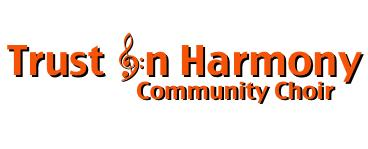 Trust In Harmony community choir taster 18th June 2013