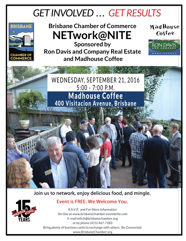 NETwork@Night Celebrate 15 year Anniversary at MadHouse Coffee