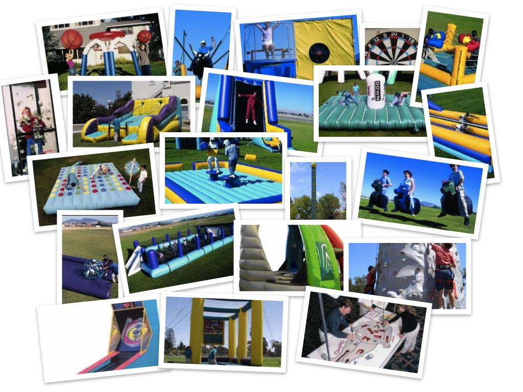 Tech Carnival Games