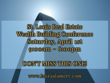 St Louis Real Estate Wealth Buildig Conference
