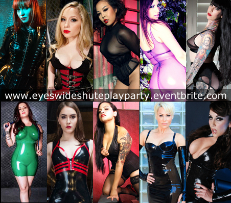 collage of beautiful mistresses