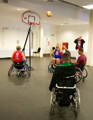 British Wheelchair Basketball Association