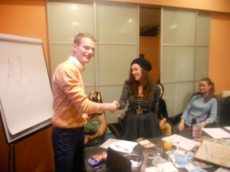Best thing to do in Prague? Win genuine Czech prizes in PIE raffle :)