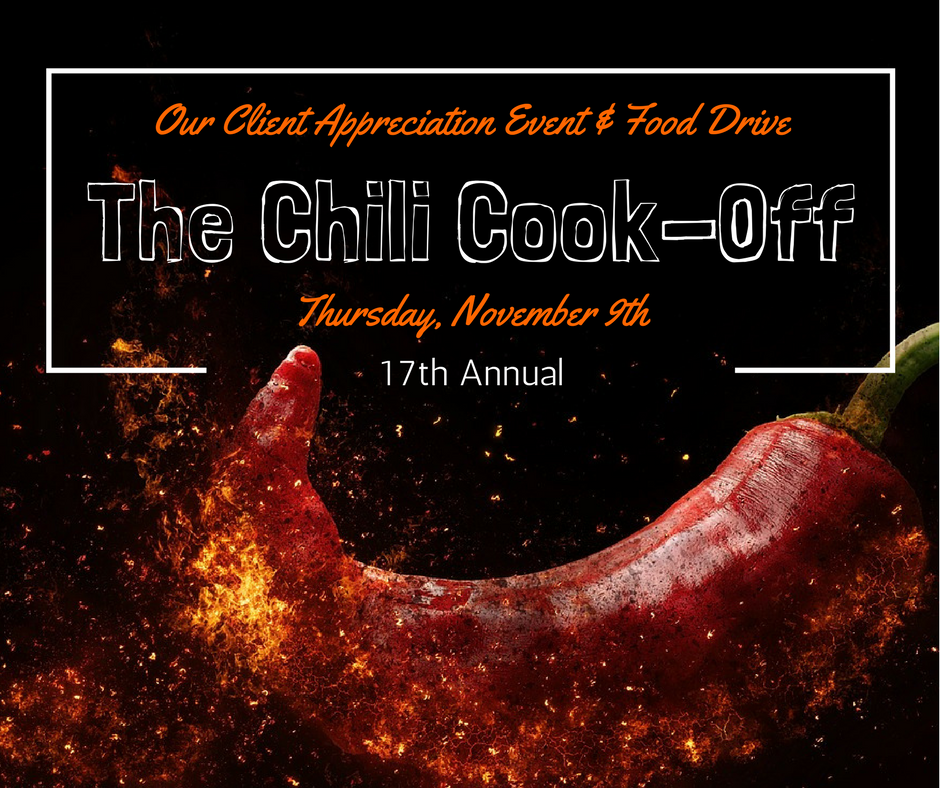 17th Annual Chili Cook-Off