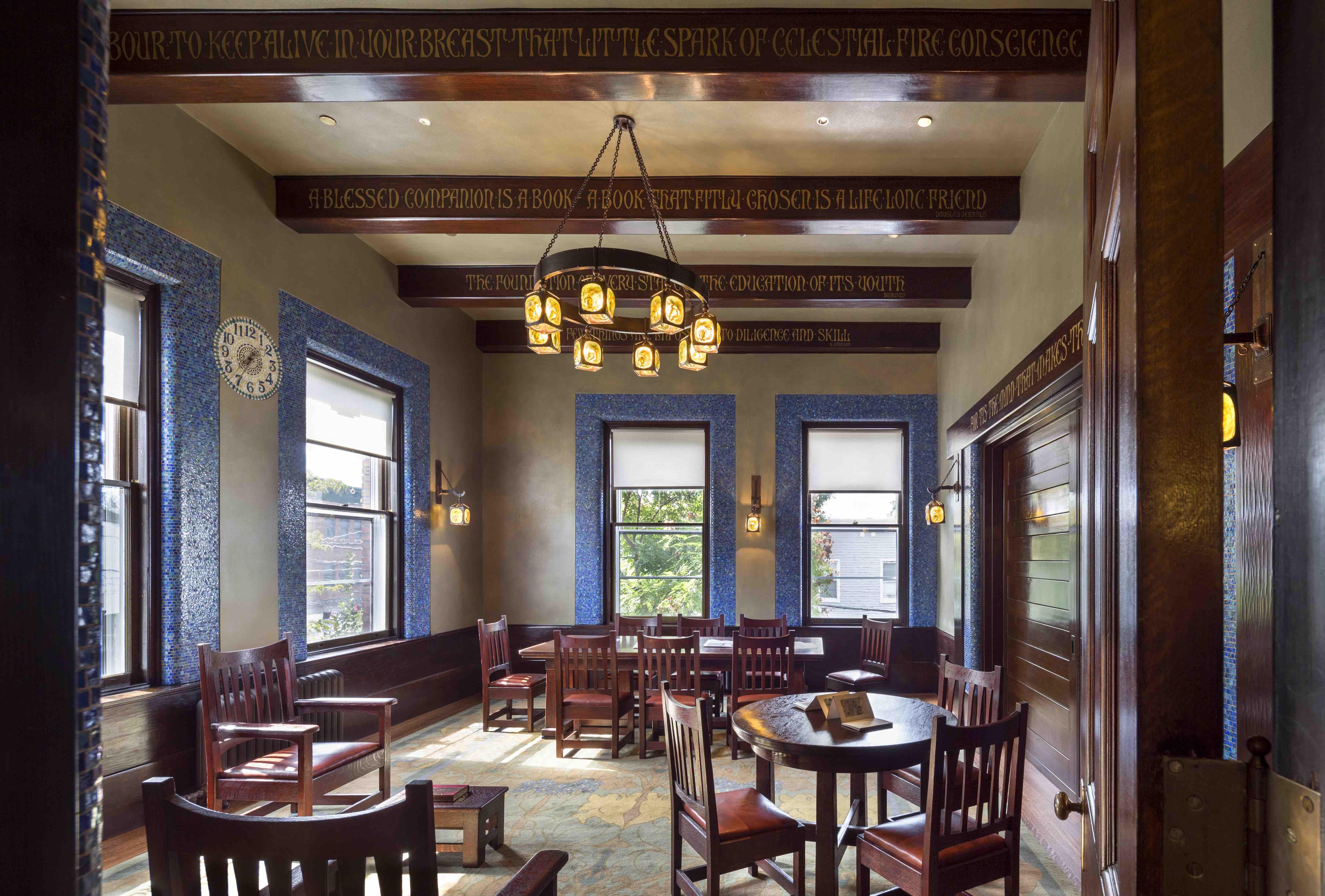 Tiffany Reading Room