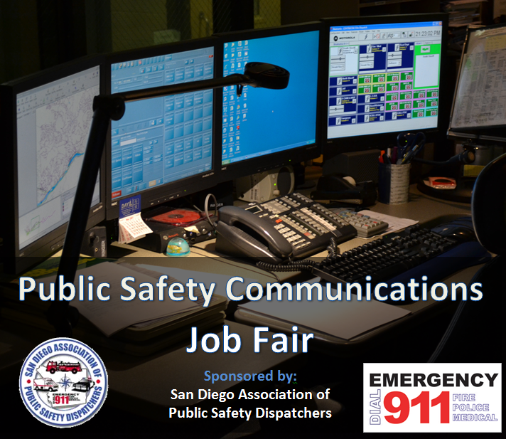 APSD Public Safety Communications Job Fair