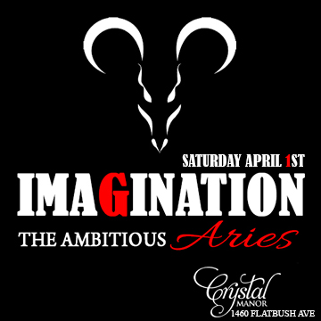 IMAGINATION AMBITIOUS ARIES
