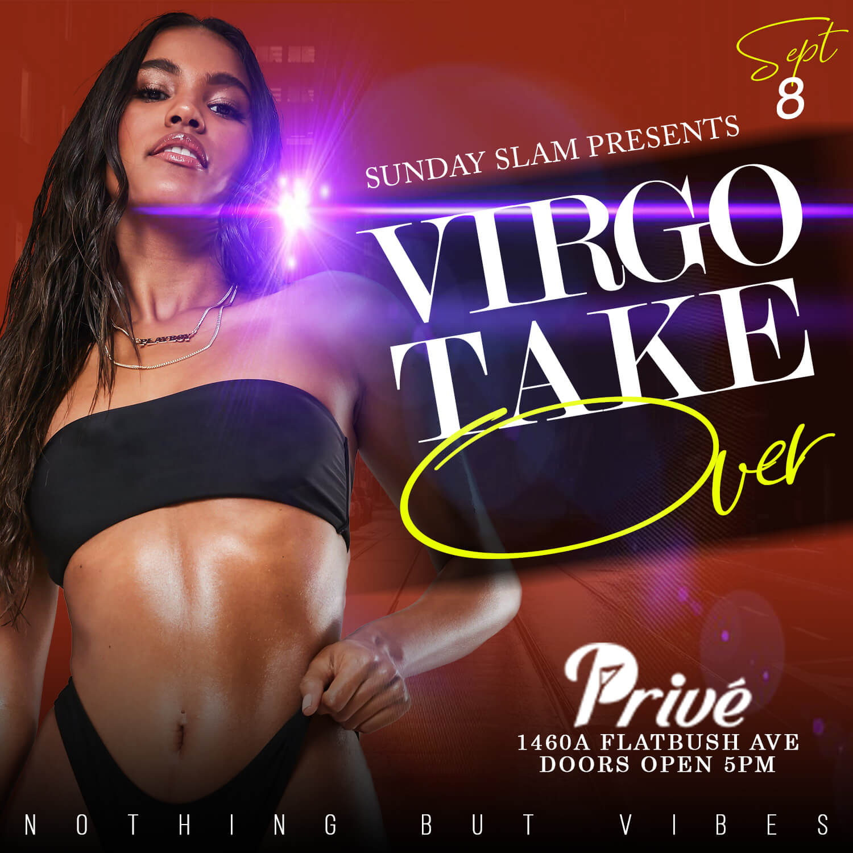 Virgo Take Over