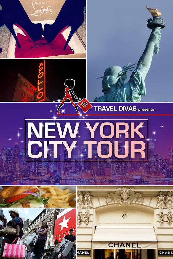 New York City Tour Tickets, Newark