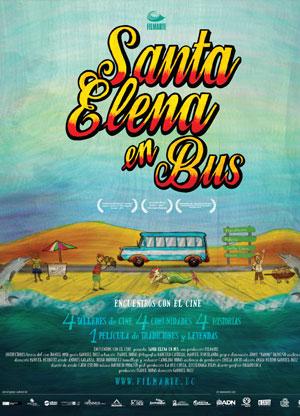 Sanata Elena en bus