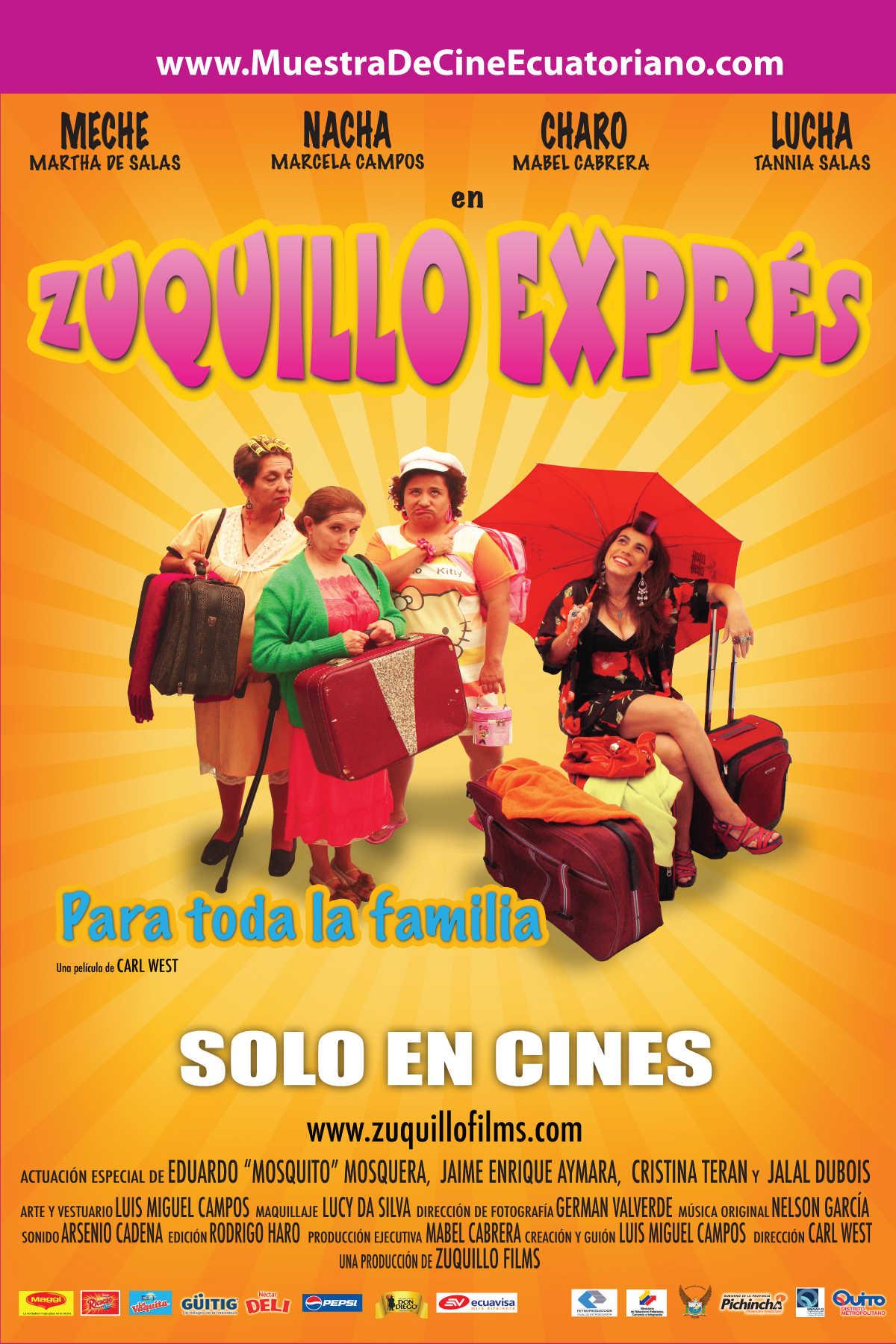 ZUQUILLO EXPRESS | The Zuquillo Express