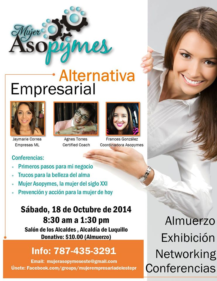 Alternativa Empresarial el Evento