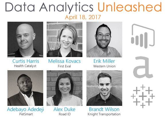 Data Analytics Unleashed 2017