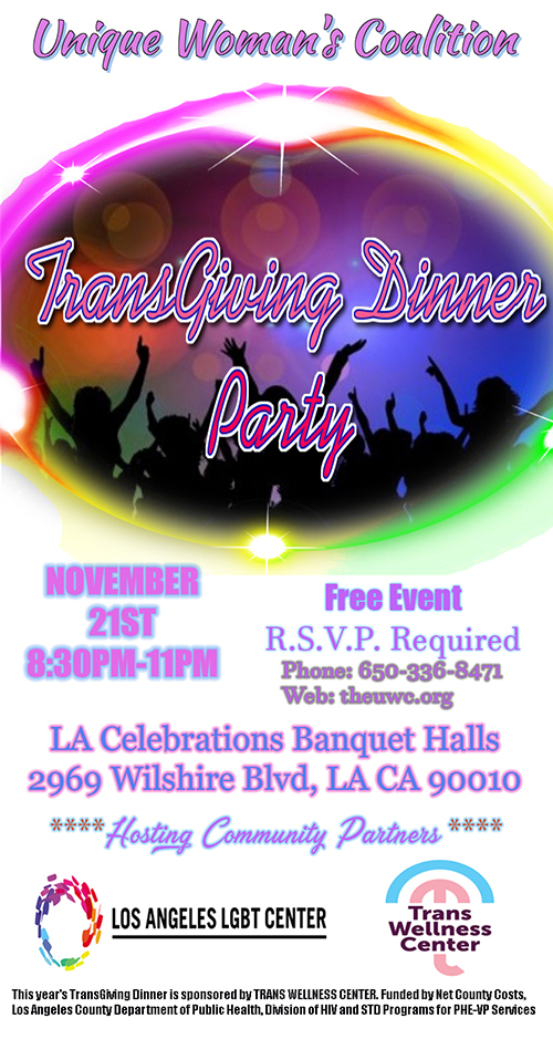 TransGiving Party