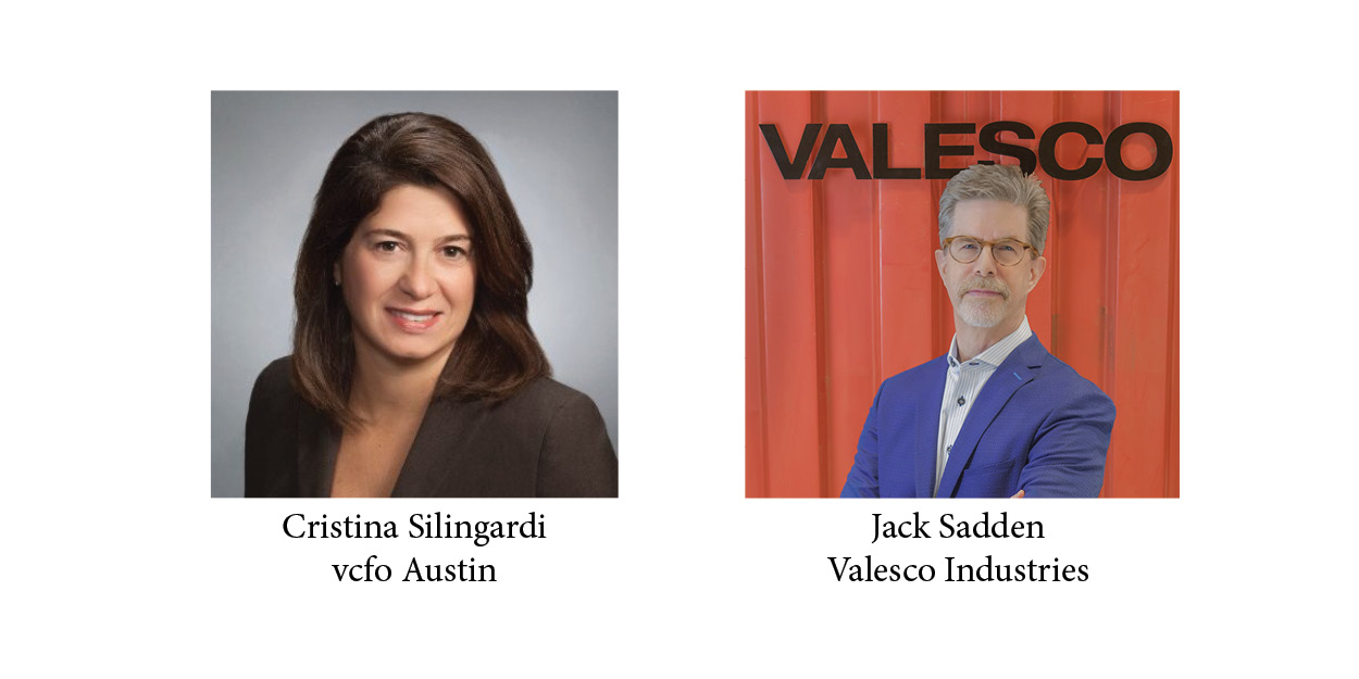 vcfo and Valesco Industries