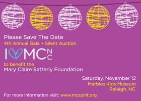 4th Annual MCSF Fall Gala & Silent Auction