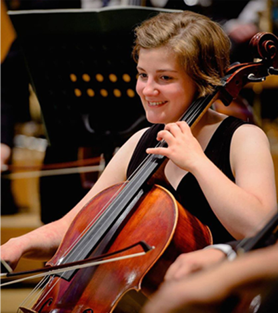 Alice Sophie (Cello)