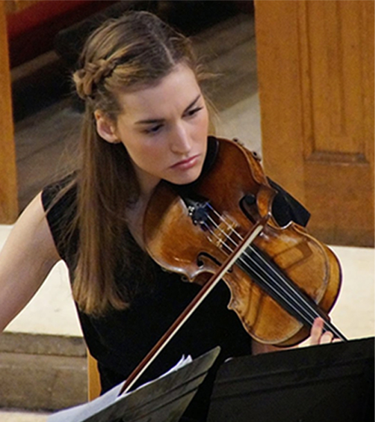 Beatriz Carbonell (Violin)