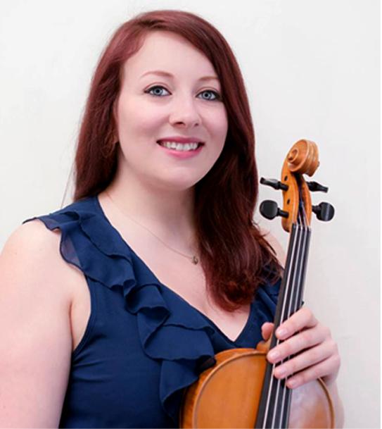 Elin Parry (Viola)