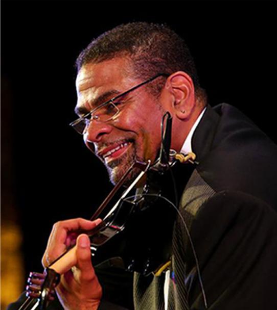 Omar Puente (Violin)