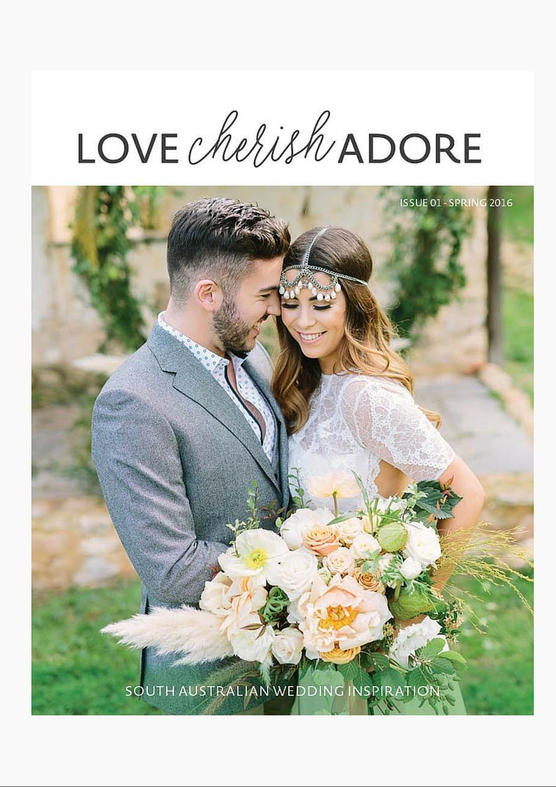 LCA Wedding Magazine