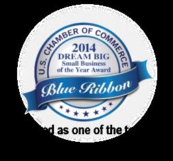 Dream Big Blue Ribbon