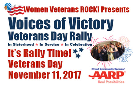 2017 Veterans Day Rally