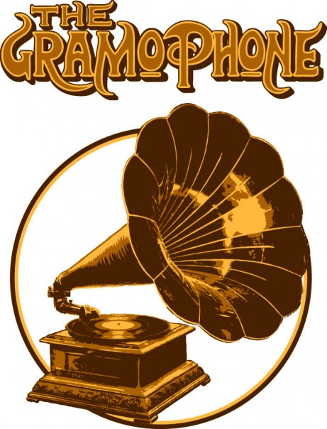 The Gramophone logo