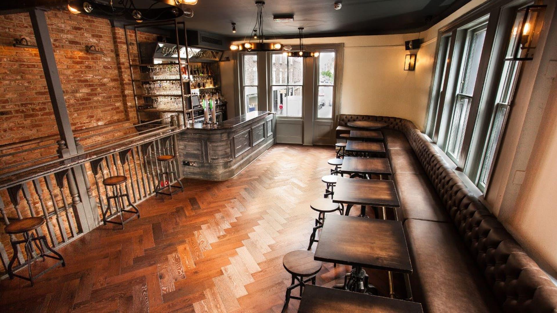Saloon Bar Marylebone