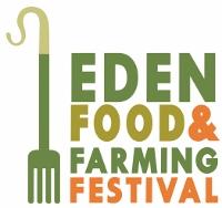 Eden Food & Farming Festival logo