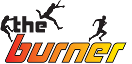 The Burner logo